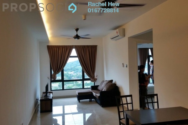 For Rent Condominium at Pearl Suria, Old Klang Road Leasehold Fully Furnished 2R/2B 2.2k