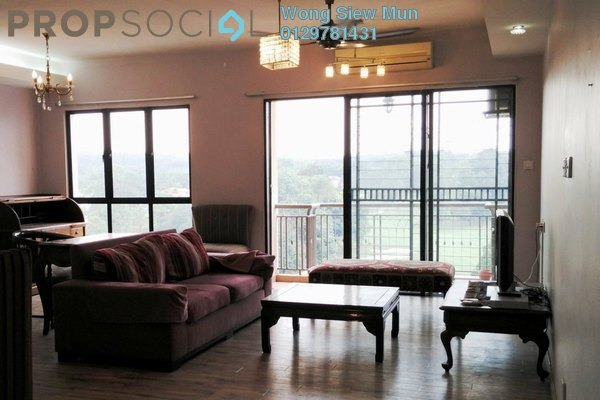 For Rent Condominium at Casa Indah 1, Tropicana Leasehold Fully Furnished 2R/3B 2k