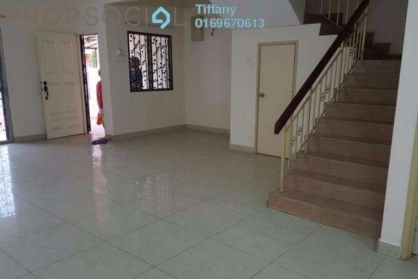 For Rent Terrace at PU1, Bandar Puchong Utama Freehold Semi Furnished 4R/3B 1.5k