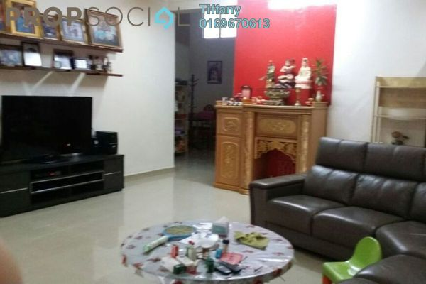 For Sale Terrace at Section 14, Petaling Jaya Leasehold Semi Furnished 4R/3B 780k