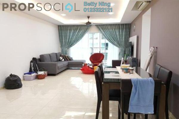For Rent Condominium at Ken Damansara II, Petaling Jaya Freehold Fully Furnished 4R/2B 2.8k