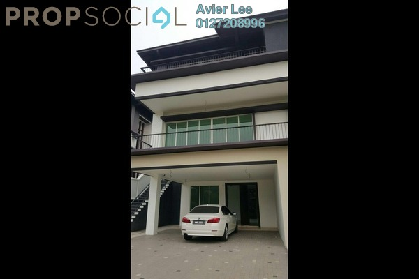 For Sale Bungalow at Setia Eco Park, Setia Alam Freehold Unfurnished 6R/5B 7m