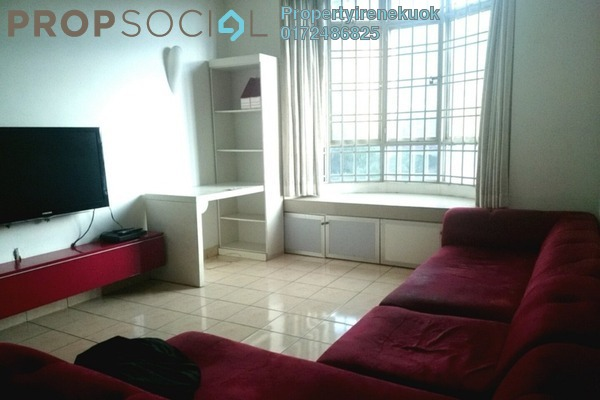 For Sale Condominium at Angkasa Condominiums, Cheras Freehold Fully Furnished 3R/2B 425k