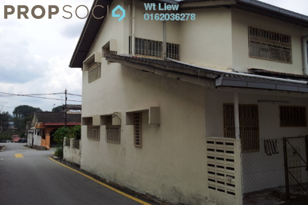 For Sale Terrace at Taman Bunga Raya, Setapak Freehold Unfurnished 5R/2B 768k