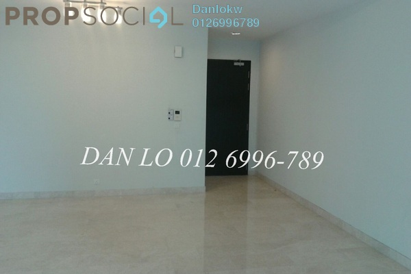 For Sale Condominium at Panorama, KLCC Freehold Semi Furnished 2R/2B 1.7m