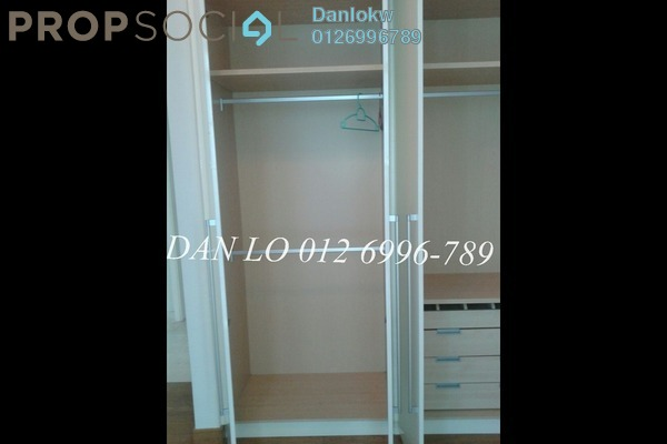 For Rent Condominium at Panorama, KLCC Freehold Semi Furnished 2R/2B 5.5k