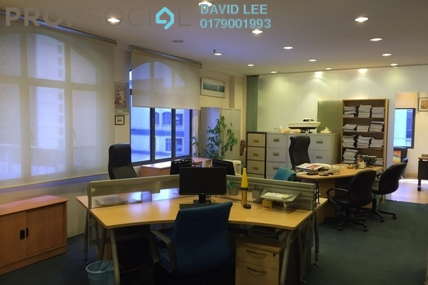 For Rent Office at Phileo Damansara 1, Petaling Jaya Freehold Fully Furnished 3R/2B 5k