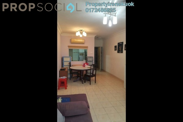 For Rent Apartment at Angkasa Condominiums, Cheras Freehold Fully Furnished 3R/2B 1.5k