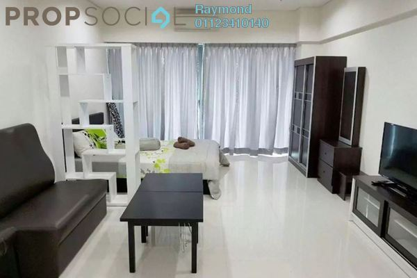 For Rent Condominium at Ridzuan Condominium, Bandar Sunway Leasehold Fully Furnished 0R/1B 1.1k