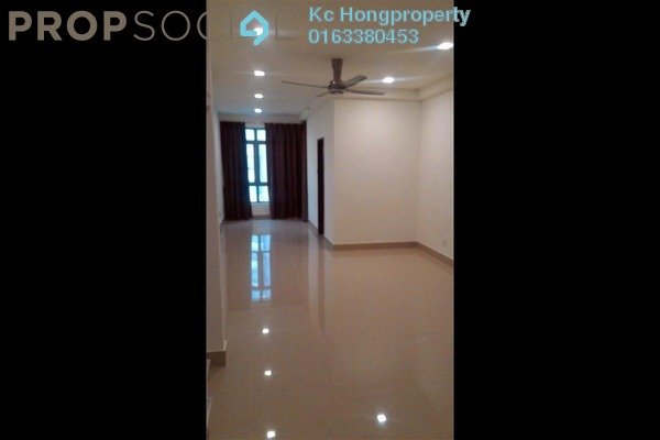 For Rent Serviced Residence at Shaftsbury Square, Cyberjaya Freehold Semi Furnished 0R/1B 1.2k