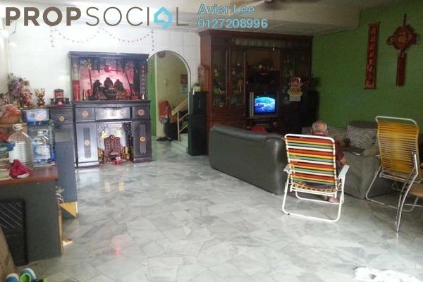 For Sale Terrace at Taman Meru, Klang Freehold Unfurnished 4R/3B 500k