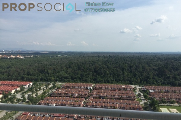 For Sale Condominium at BSP Skypark, Bandar Saujana Putra Leasehold Unfurnished 4R/3B 660k