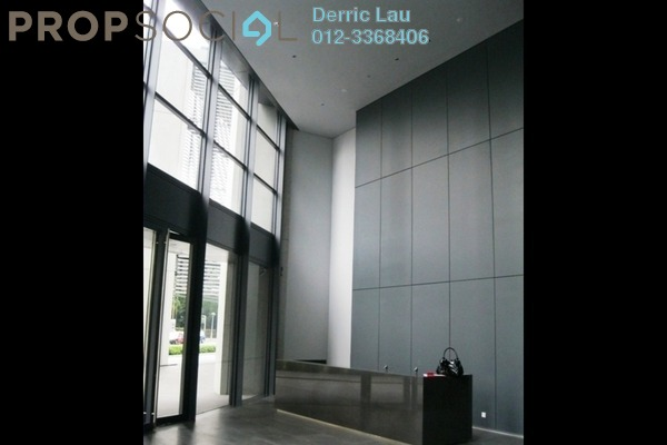 For Rent Condominium at The Troika, KLCC Freehold Fully Furnished 3R/5B 14.8k