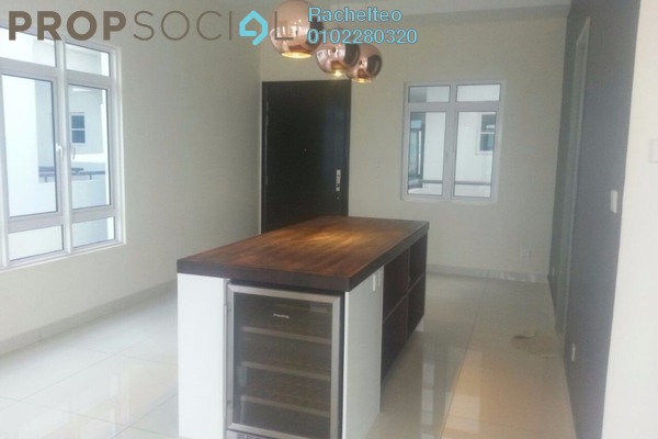 For Rent Condominium at Saville @ The Park, Pantai Freehold Semi Furnished 4R/4B 6.5k