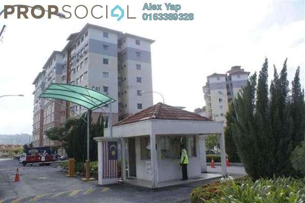 For Rent Condominium at Sri Hijau, Bandar Mahkota Cheras Freehold Semi Furnished 3R/2B 900translationmissing:en.pricing.unit