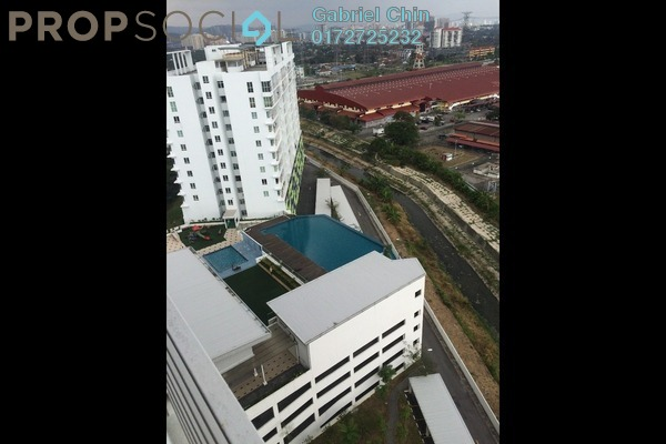 For Sale Condominium at Panorama Residences, Sentul Freehold Semi Furnished 3R/2B 460k