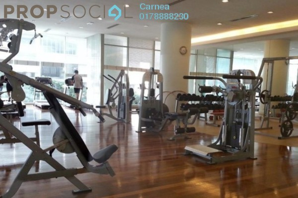 For Rent Condominium at Marc Service Residence, KLCC Freehold Fully Furnished 0R/1B 3.2k
