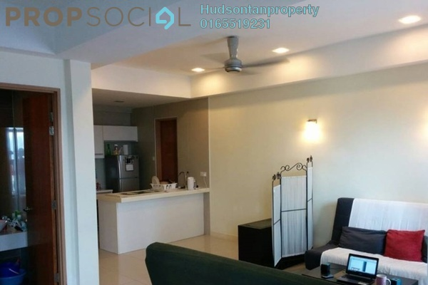 For Rent Condominium at Gaya Bangsar, Bangsar Leasehold Fully Furnished 0R/1B 2.45k
