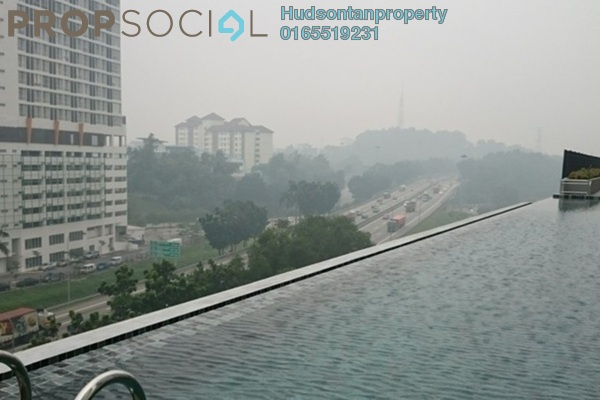 For Rent Condominium at Alam Sanjung, Shah Alam Freehold Semi Furnished 3R/2B 1.35k