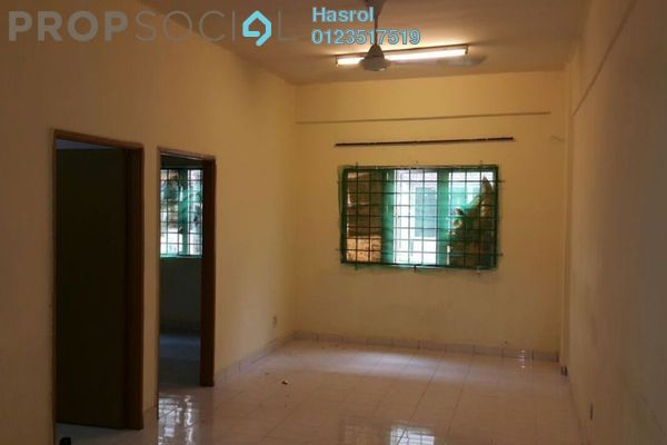 For Rent Apartment at Taman Serdang Perdana, Seri Kembangan Leasehold Unfurnished 2R/1B 600translationmissing:en.pricing.unit