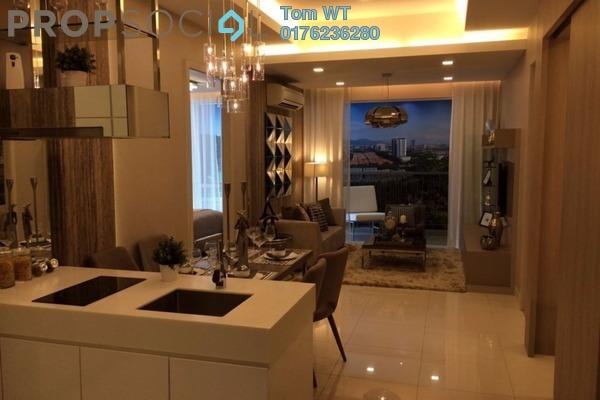 For Sale Condominium at Hampton Damansara, Kuala Lumpur Freehold Semi Furnished 2R/2B 720k