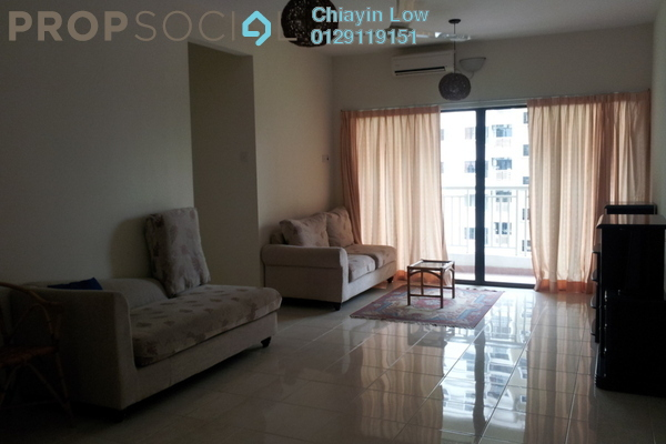 For Sale Condominium at Pelangi Utama, Bandar Utama Leasehold Semi Furnished 3R/2B 660k