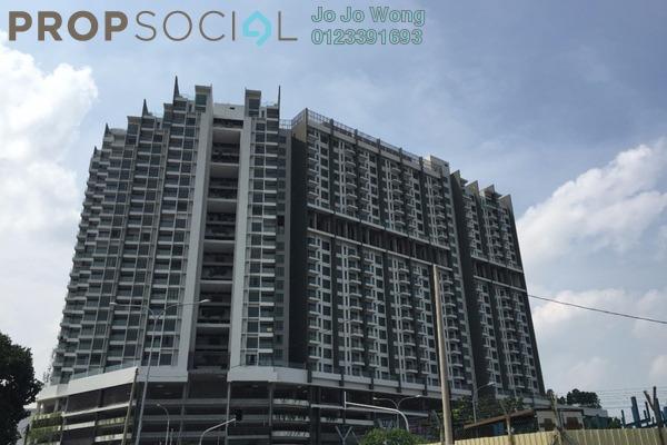 For Rent Condominium at Univ 360 Place, Seri Kembangan Leasehold Semi Furnished 2R/2B 1.85k