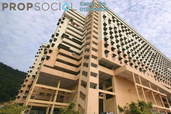 For Rent Apartment at Krystal Heights, Green Lane Freehold Semi Furnished 2R/1B 600translationmissing:en.pricing.unit