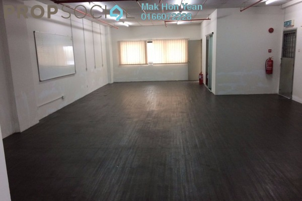 For Rent Office at Setia Walk, Pusat Bandar Puchong Freehold Semi Furnished 1R/1B 3k