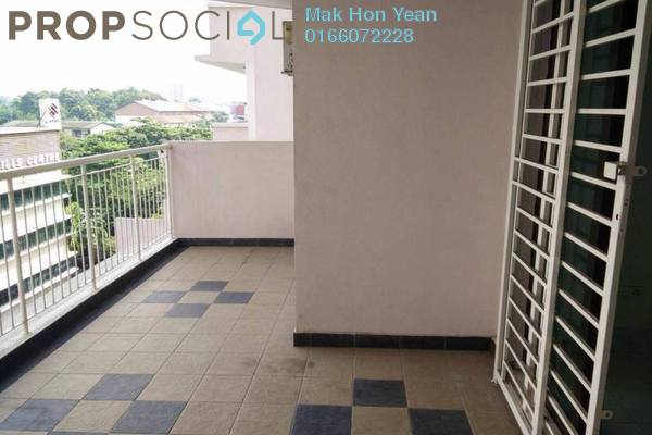 For Rent Condominium at Indah Alam, Shah Alam Freehold Semi Furnished 3R/2B 1.5k