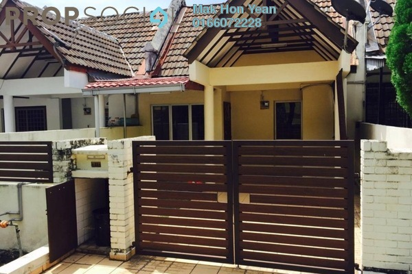 For Sale Terrace at BK3, Bandar Kinrara Freehold Semi Furnished 4R/3B 800k