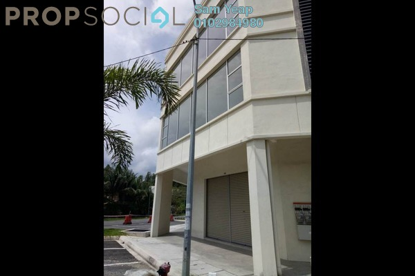 For Sale Shop at Rawang Indah Industrial Park, Rawang Freehold Unfurnished 0R/2B 2.2m