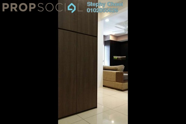 For Sale Condominium at First Residence, Kepong Leasehold Fully Furnished 3R/3B 839k