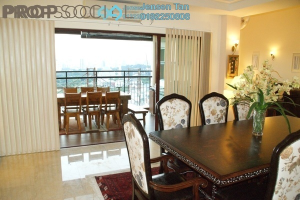 For Sale Condominium at Hartamas Regency 1, Dutamas Freehold Semi Furnished 4R/4B 1.75m