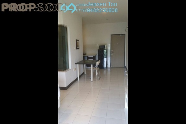 For Sale SoHo/Studio at Ritze Perdana 1, Damansara Perdana Leasehold Fully Furnished 1R/1B 325k