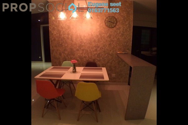 For Sale Condominium at Cheras Heights Condominium, Cheras South Freehold Fully Furnished 4R/2B 670k