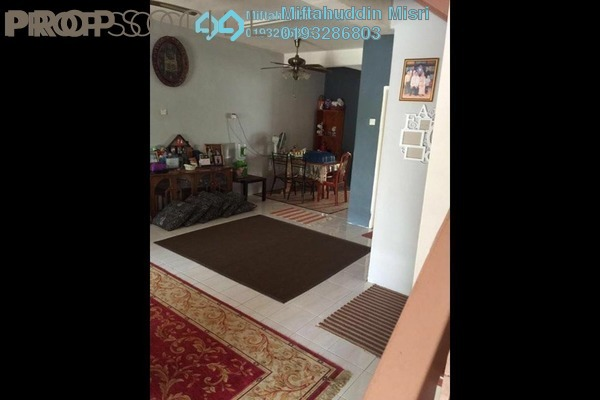 For Sale Terrace at BSP 21, Bandar Saujana Putra Leasehold Semi Furnished 4R/3B 450k