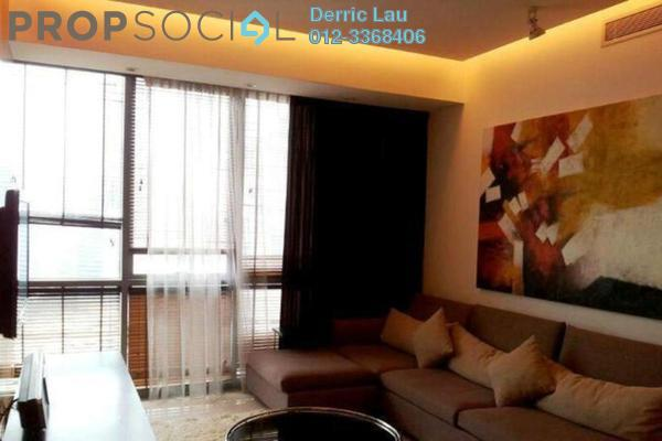 For Rent Condominium at The Meritz, KLCC Freehold Fully Furnished 2R/2B 6k