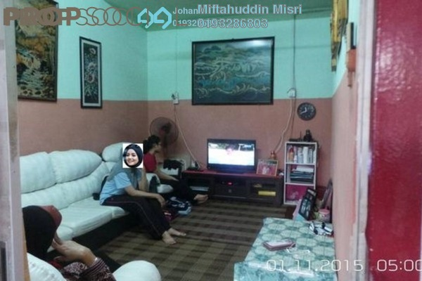 For Sale Terrace at Taman Seri Puteri, Meru Freehold Unfurnished 3R/1B 250k