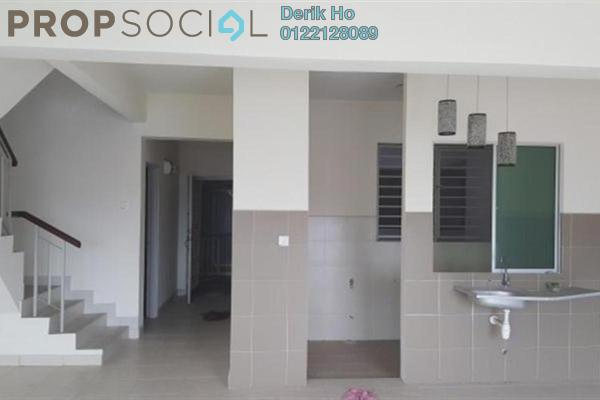 For Sale Condominium at Sering Akasia, Batu 9 Cheras Freehold Unfurnished 4R/3B 560k
