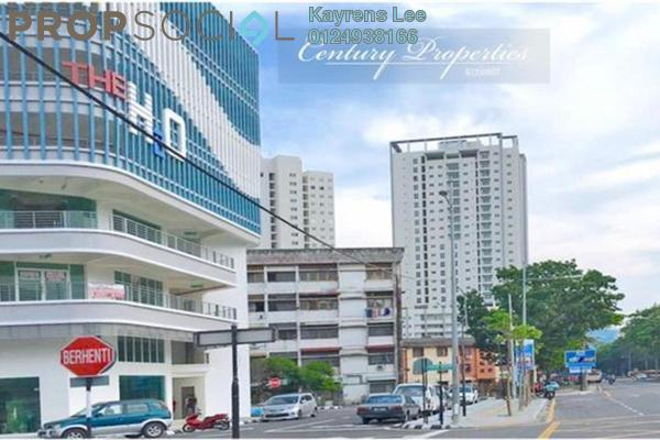 For Rent Office at The H2O, Jelutong Freehold Unfurnished 0R/0B 5.5k