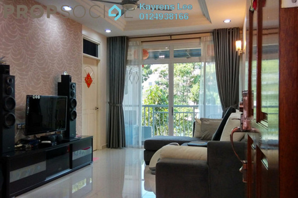 For Sale Apartment at Medan Lumba Kuda, Air Itam Freehold Fully Furnished 3R/2B 506k