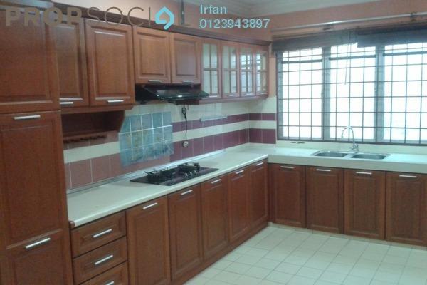 For Rent Terrace at Subang Bestari, Subang Leasehold Semi Furnished 4R/3B 1.6k