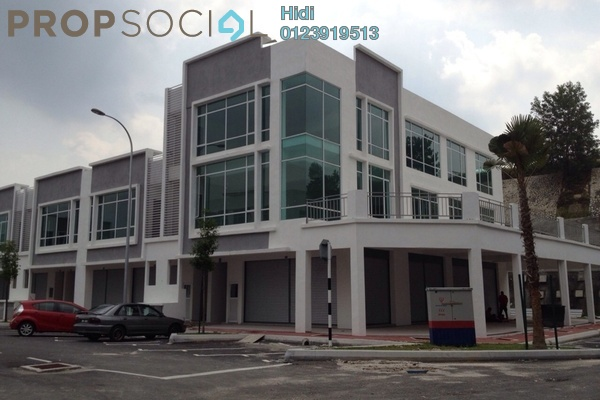 For Sale Shop at Villa Park, Seri Kembangan Leasehold Unfurnished 0R/0B 3.3m