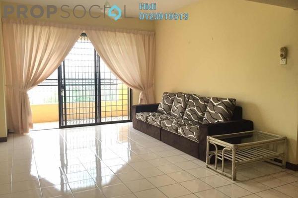 For Rent Condominium at Vista Komanwel, Bukit Jalil Freehold Fully Furnished 3R/2B 1.9k