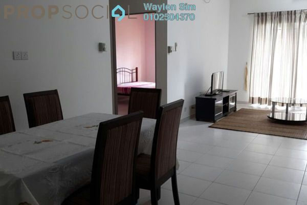 For Rent Condominium at Suria Jelatek Residence, Ampang Hilir Leasehold Fully Furnished 3R/2B 2.3k