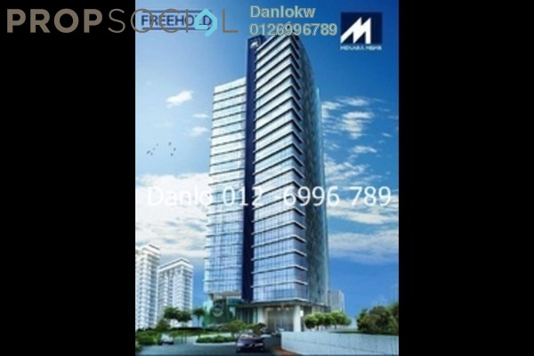 For Sale Office at Menara MBMR, Mid Valley City Freehold Unfurnished 1R/1B 1.99m