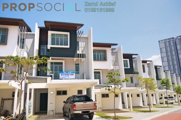 For Sale Terrace at Symphony Hills, Cyberjaya Freehold Unfurnished 4R/5B 1.12m