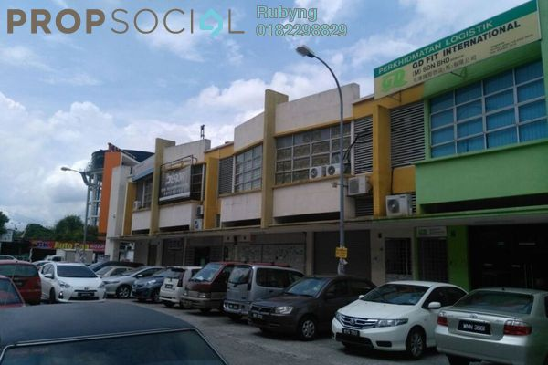For Sale Shop at Bayu Tinggi Commercial Centre, Klang Freehold Unfurnished 0R/2B 848k