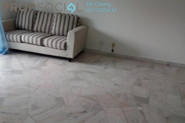 For Sale Apartment at Kenanga International, KLCC Freehold Semi Furnished 3R/2B 408k